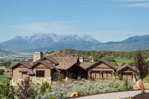 Kevin Price Designs Project - Red Ledges 107 near Park City, Utah