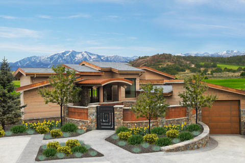 Kevin Price Designs Project - Red Ledges 110 near Park City, Utah