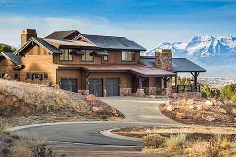 Kevin Price Designs Project - Red Ledges 126 near Park City, Utah