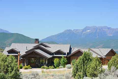 Kevin Price Designs Project - Red Ledges 185 near Park City, Utah