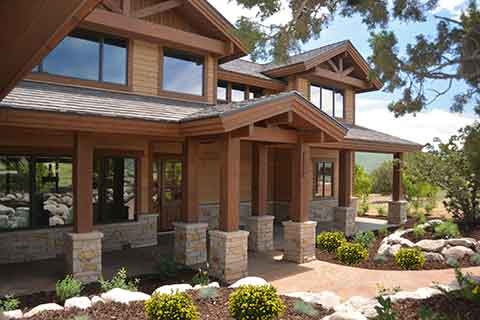 Kevin Price Designs Project - Red Ledges 284 near Park City, Utah