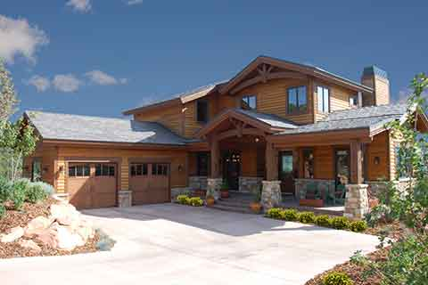 Kevin Price Designs Project - Red Ledges 89 near Park City, Utah