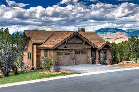 Kevin Price Designs Project - Red Ledges Original Cottages near Park City, Utah