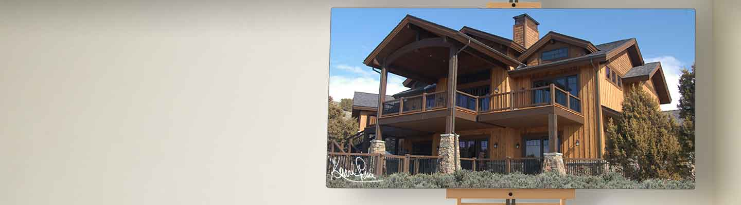 Kevin Price Designs - Red Ledges 185 near Park City, Utah