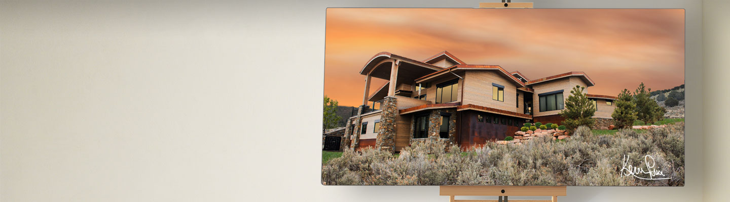 Kevin Price Designs - Red ledges near Park City, Utah