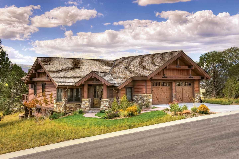 Red Ledges Original Cottages Near Park City Utah