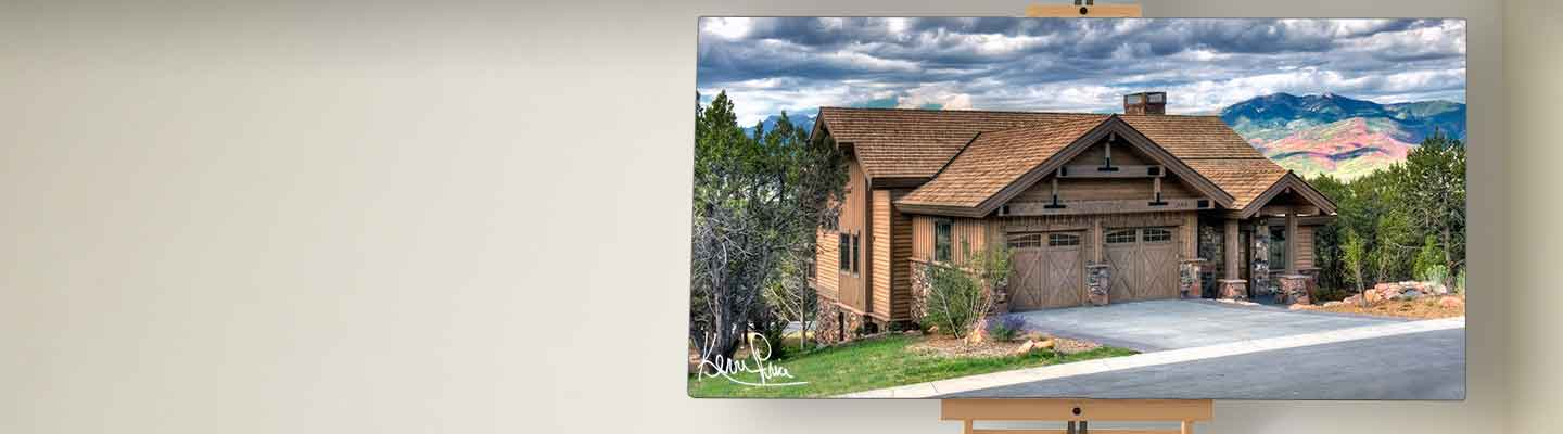 Kevin Price Designs - Red Ledges Original Cottages near Park City, Utah